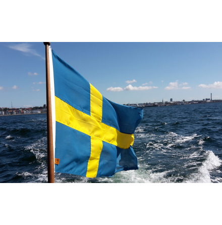 Svensk Båtflagga