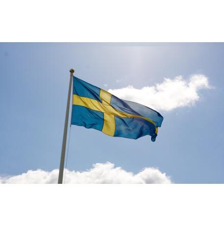 Sveriges Flagga Kanalsydd