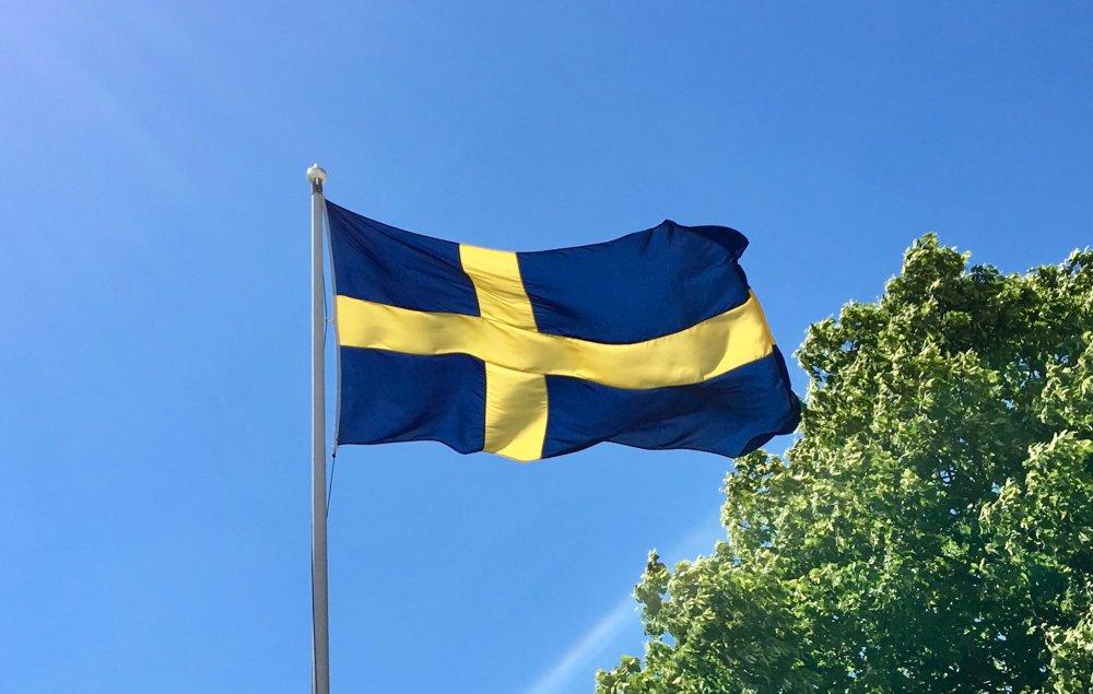Svensk Båtflagga före 1906