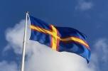 Hälsinglands Flagga