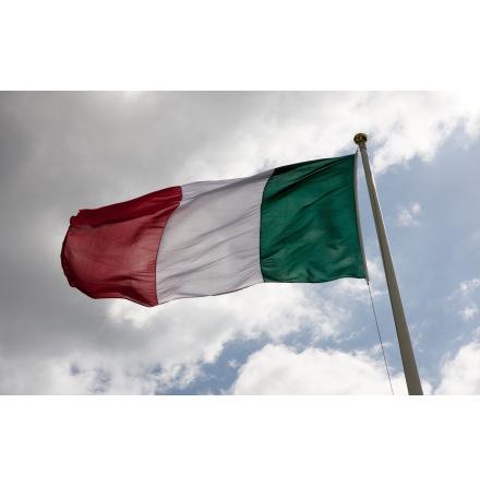 Italiens Flagga