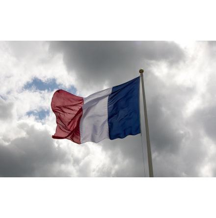 Frankrikes Flagga