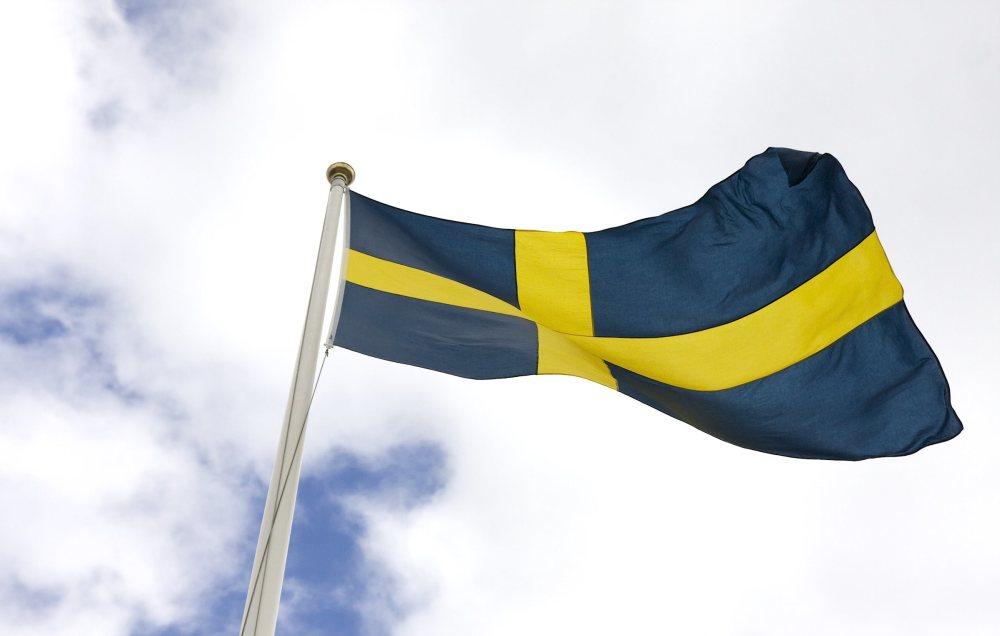 Svensk Bomullsflagga