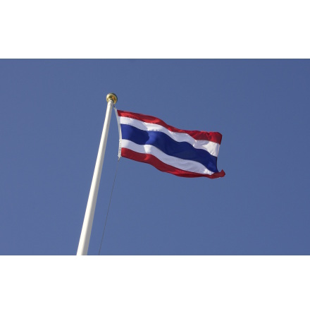 Thailand Flagga