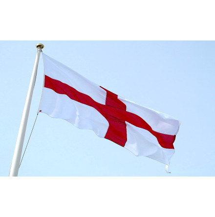 Englands Flagga