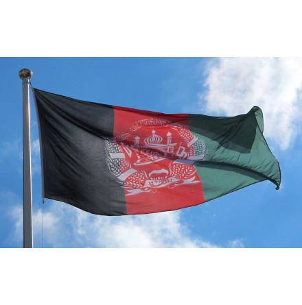 Afghanistans Flagga