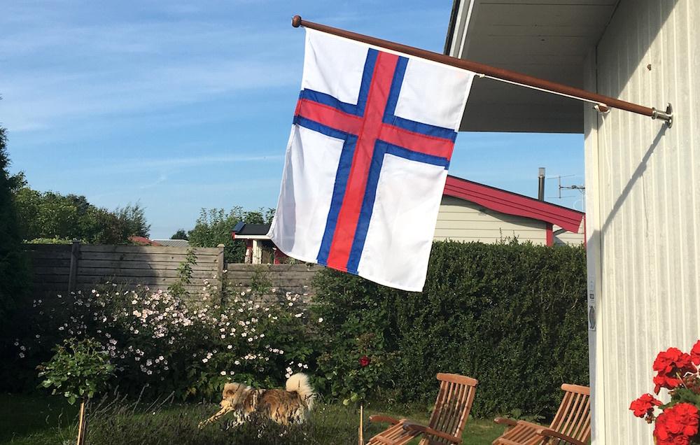 Färöarnas Flagga