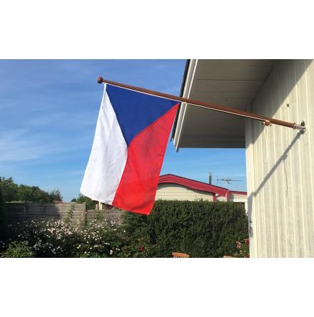 Tjeckien Flagga