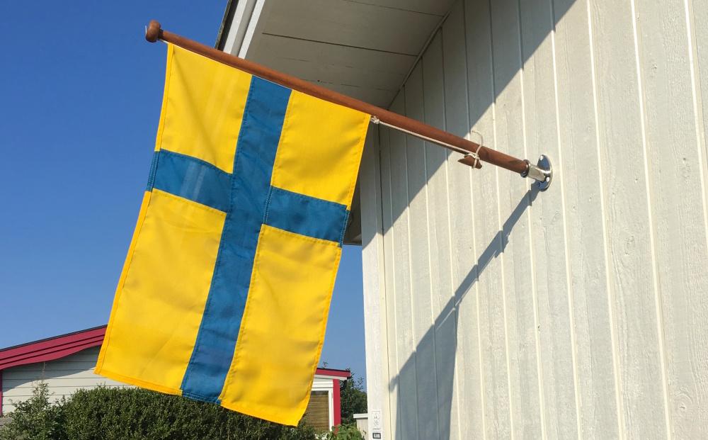 Östergötlands Flagga