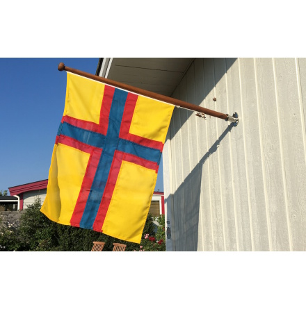 Ingermanlands Flagga