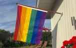 Prideflagga Regnbågsflagga