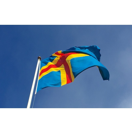 Ålands Flagga