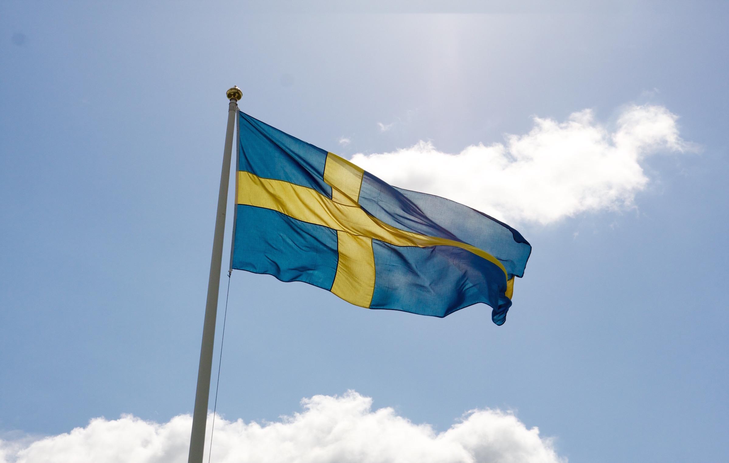 Sveriges Flagga Köp Din Svenska Flagga Hos Flaggoronlinese